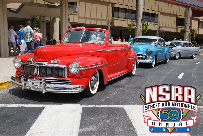 National Street Rod Association Nationals Louisville 2019