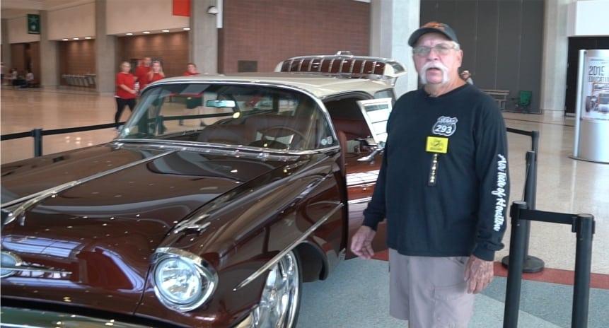 1957 Oldsmobile Fiesta Wagon