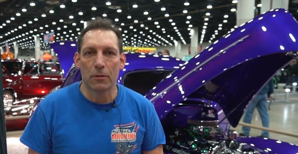 Quint Walberts Talks about his 1941 Willys, Great 8 Winner