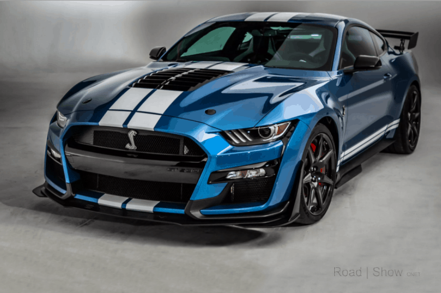 2020 Shelby Gt 500