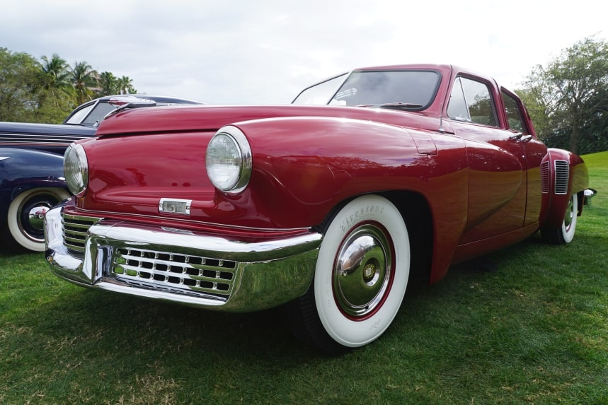 Tucker 48: Preston Tucker's Vision of the Future Automobile