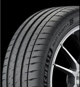 Corvette Tire
