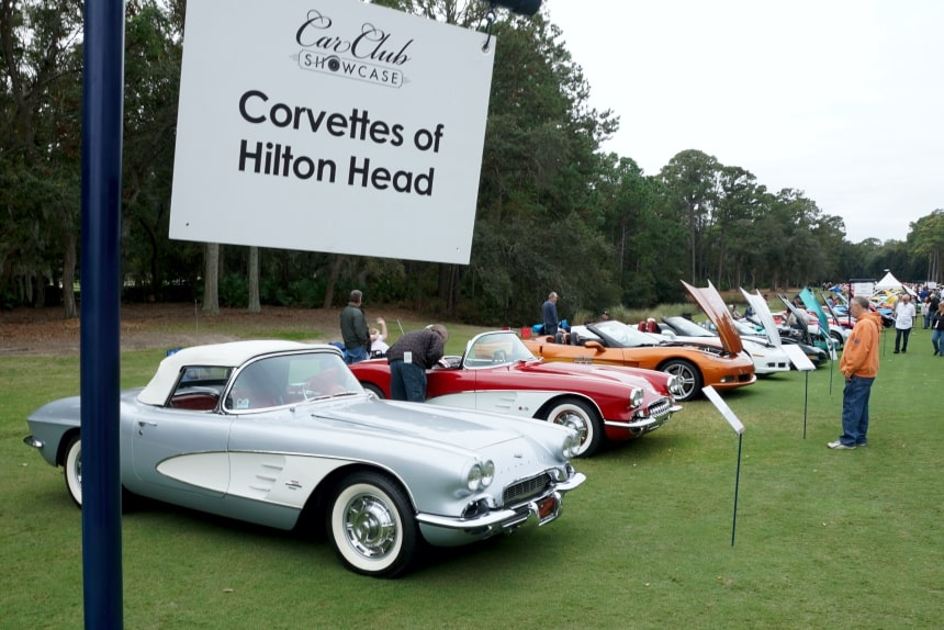 Hilton Head Car Club Showcase