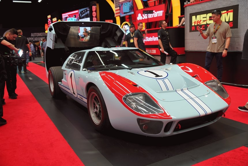 1966 Ford GT40 Slideshow