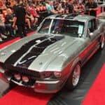 1967 Mustang Eleanor Slideshow