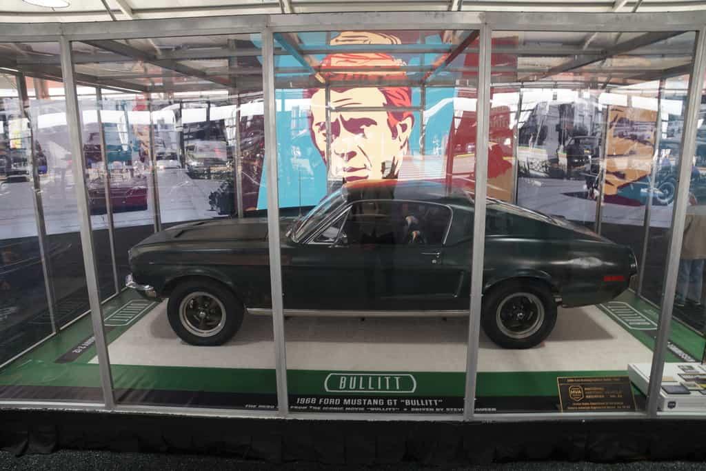 """1968 Ford Mustang GT """"Bullittt"""""""