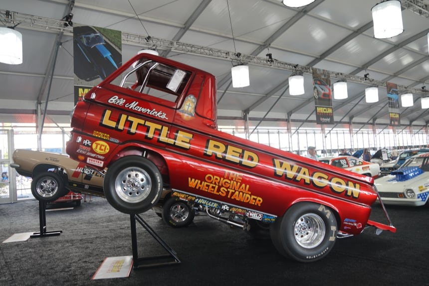 Race Cars at Mecum Kissimmee