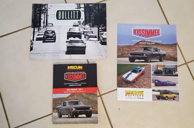 Mecum Brochures