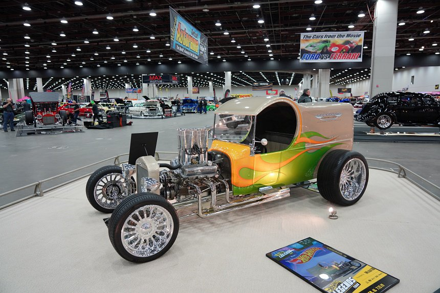 Eye-Catching Cars at the 2020 Detroit Autorama