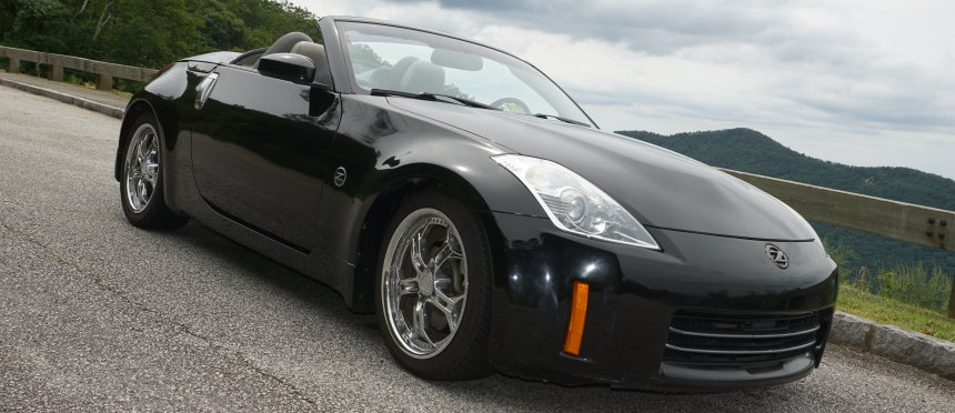 2007 Nissan 350Z Convertible
