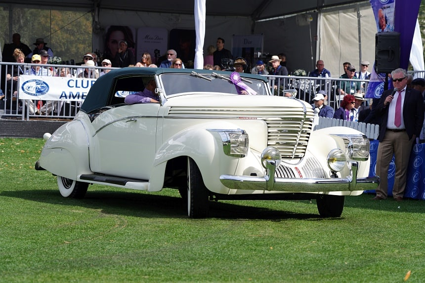 More Highlights from the 2020 Amelia Island Concours