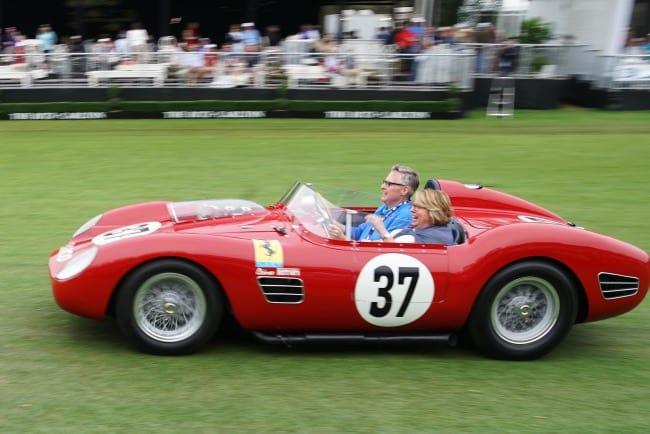 2018 People's Choice: 1959 Ferrari 196S Dino