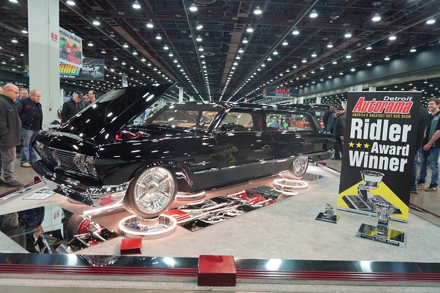 Who Will Win the Ridler Award at the 2020 Detrioit Autorama?