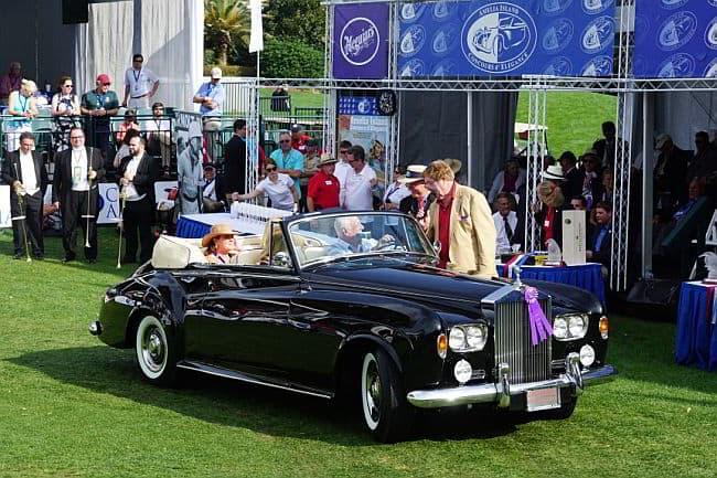 2015 People's Choice: 1964 Rolls-Royce Silver Cloud