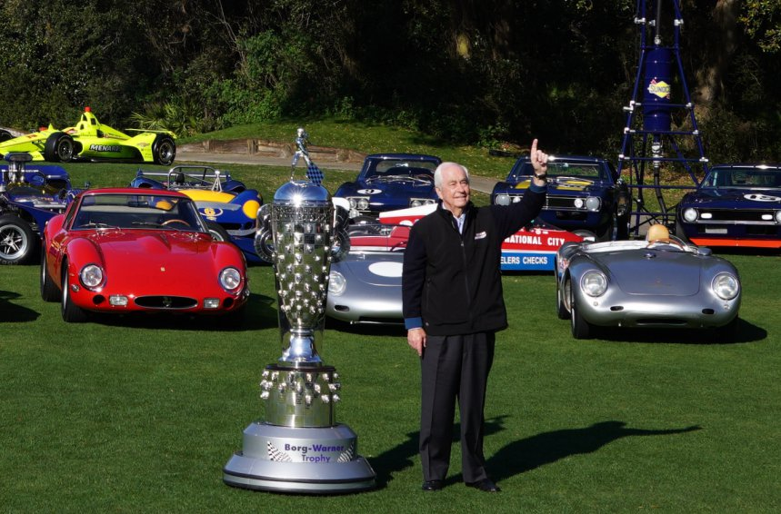 Roger Penske Honoree at the 2020 Amelia Island Concours d'Elegance