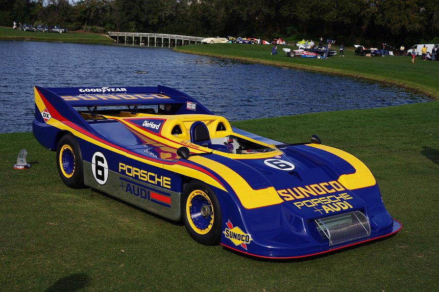 2019 Concours de Sport: 1973 Porsche 917/30 Can-Am Spyder