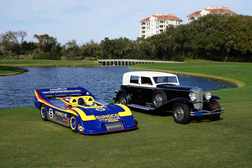 Best in Show at the 25th Amelia Island Concours