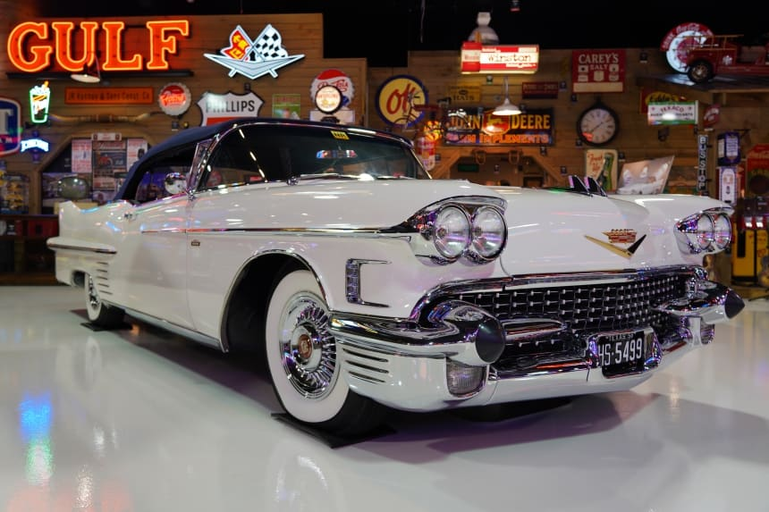 Mecum Showcases the Eddie Vannoy Collection