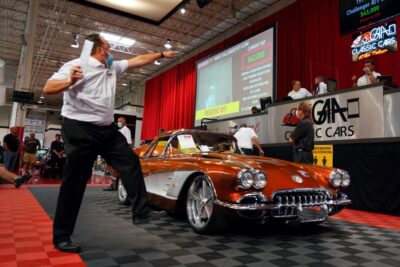 GAA Classic Cars Summer Auction in Greensboro