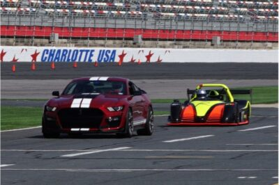 Charlotte Motor Speedway's Rumble at the Roval