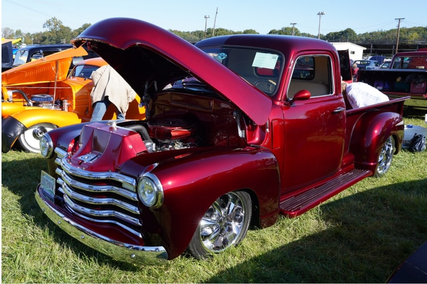 2020 Lost in the 60s Car Show