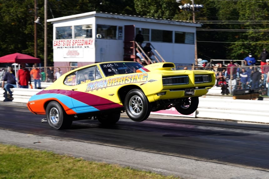 2020 Lost in the 60s Drag Racing