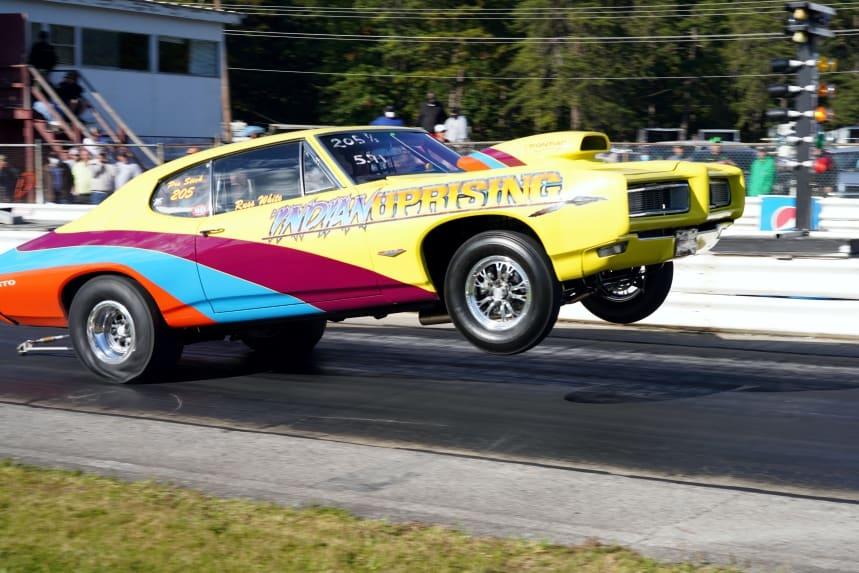 Lost in the 60s Drag Racing in Waynesboro, VA