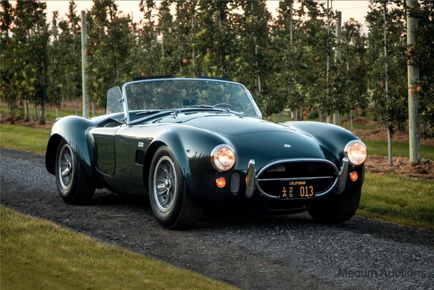 Carrol Shelby's '65 Cobra