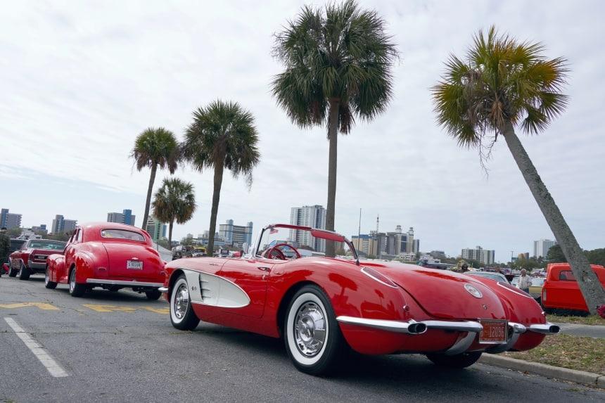 Run to the Sun Car Show 2020, Myrtle Beach