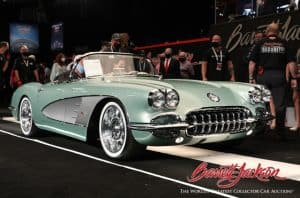 The C1 Corvette that Rocked Barrett-Jackson's Scottsdale Auction