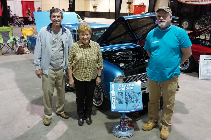 Owners Talk About Their 1966 Nova SS