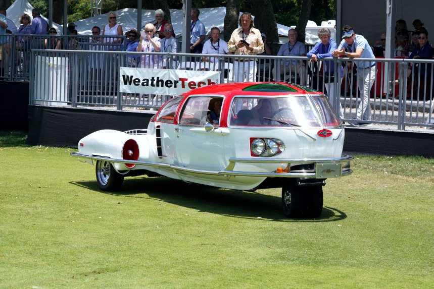 1974 Fascination – in the Wild and Wonderful Class, Amelia Island Concours
