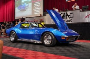 GAA Classic Cars Auction Summer  2021