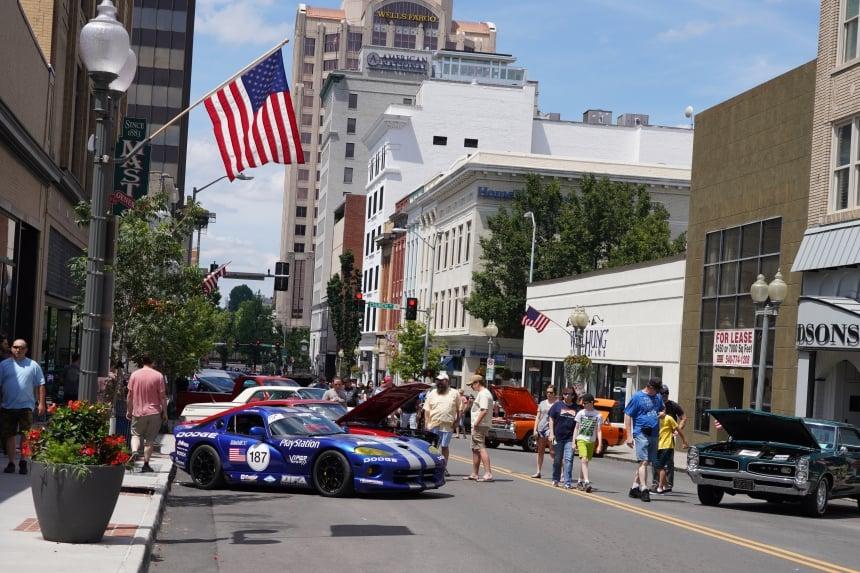2021 Roanoke Star City Motor Madness Car Show