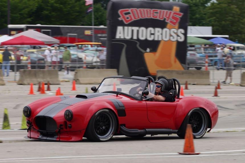 Street Machine of the Year Parade at Goodguys Summit Racing Nationals – 2021