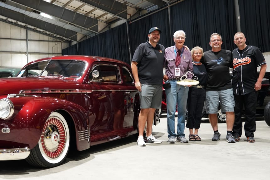 Wes Rydell Wins 2021 Goodguys Street Rod of the Year With His 1941 Chevy Fleetline