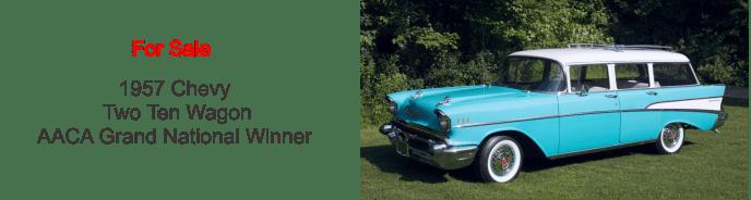 Chevy Wagon Ad