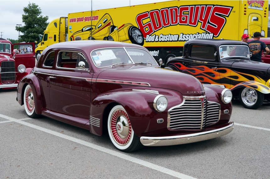 Goodguys Hosts 23rd Annual Summit Racing Nationals 2021