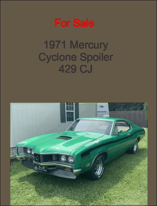 Mercury Cyclone